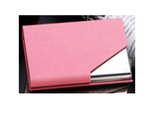 Incentive #beawriter Business Card Case
