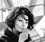 Sophia Loren Image from Eskipaper.com
