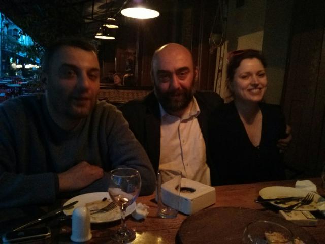 Giorgi & Irakli Tabliashivili, Ieva Vedeikaite