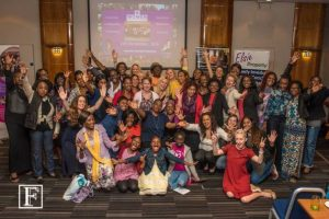 Group Picture Women Elevating Women 2015