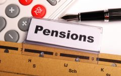 pensions at forty five