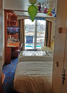 Cruise Stateroom At forty Five