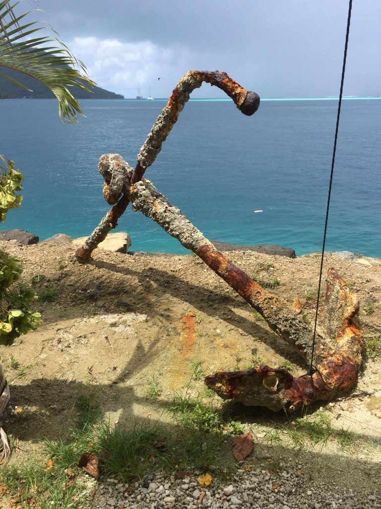 Tahiti Cruises Exploring At Forty Five