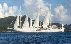 Tahiti Cruise At Forty Five