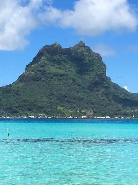 Cruises Tahiti Atoll At Forty Five