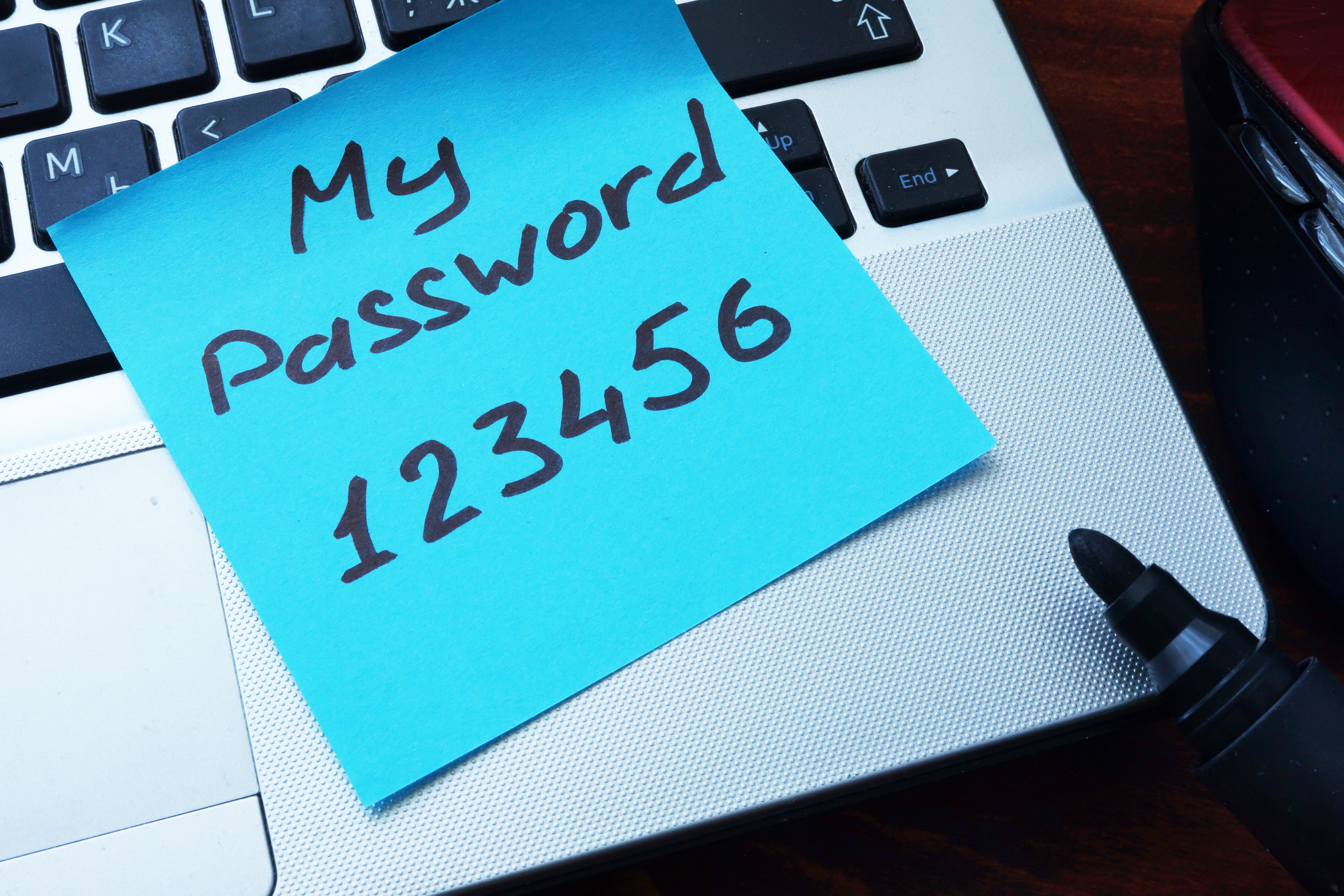 Passwords At Forty Five