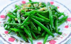 Szechuan Green Beans At Forty Five