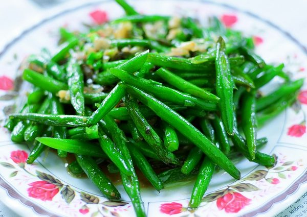 Szechuan Green Beans At Forty Five