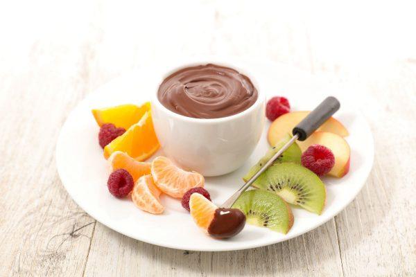 Chocolate Vegan Dip
