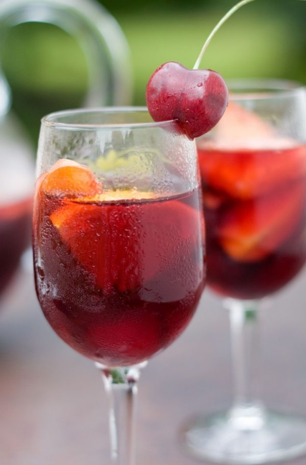 Sangria At Forty Five