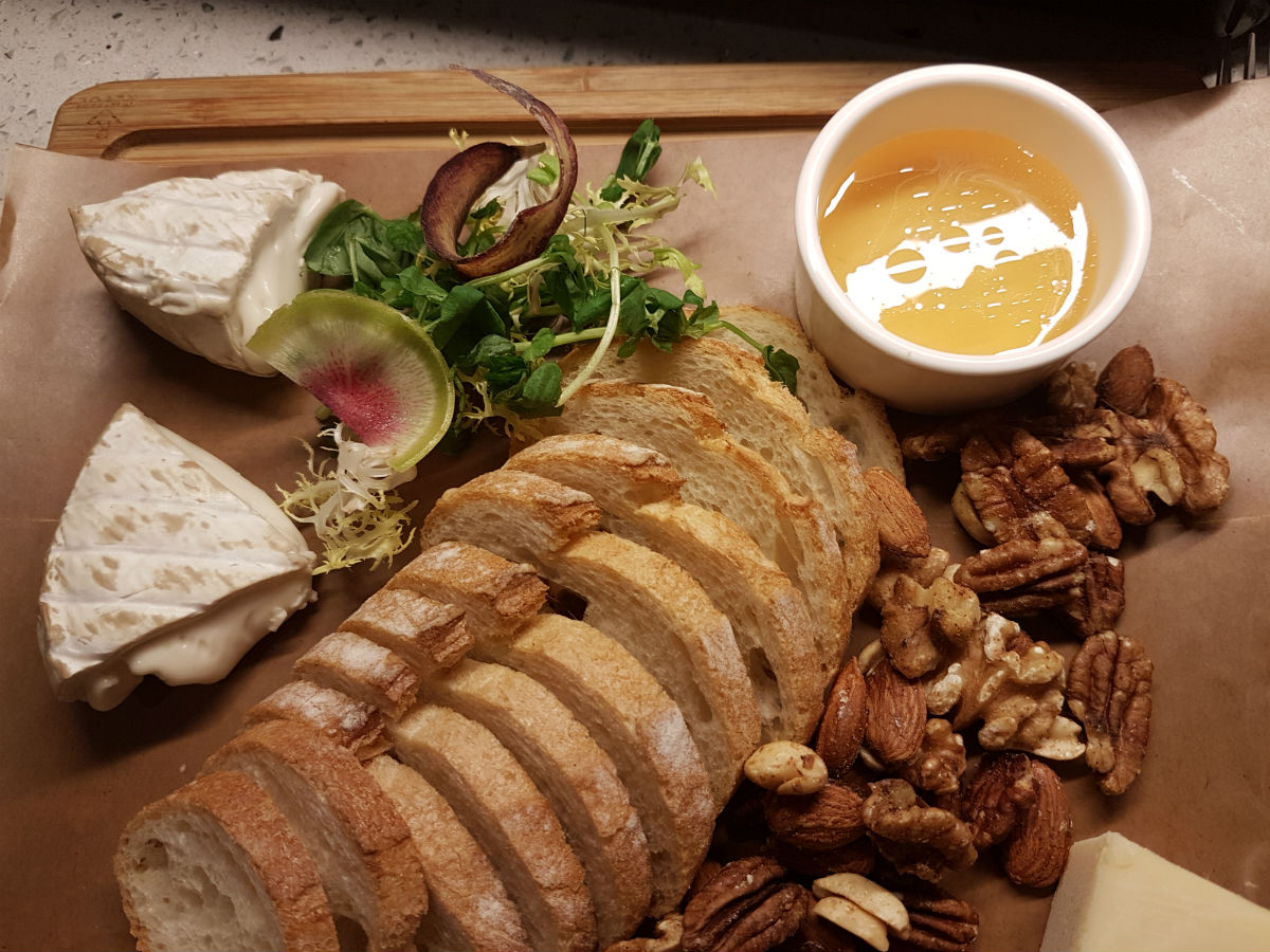 Charcuterie At Forty Five