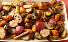 Root Vegetables At Forty Five