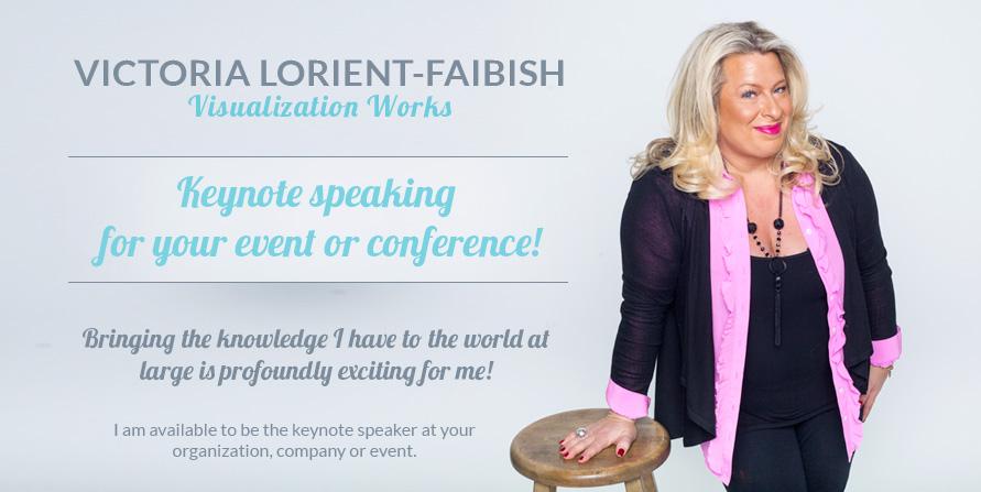 Victoria Lorient-Faibish MEd, RP Keynote Speaker, Registered Psychotherapist