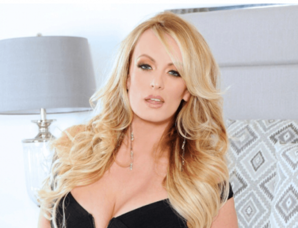 Stormy Daniels At Forty Five