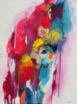 Paint Katayoon Webb At Forty Five